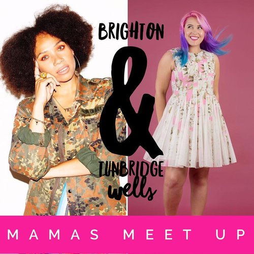 Promotional image for Mamas Meet Up on Body Positivity