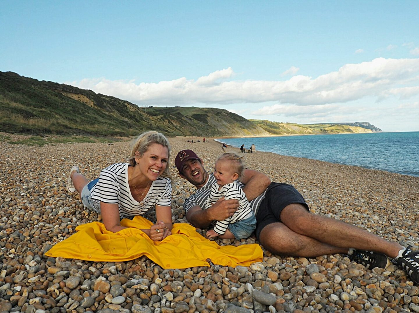 ettie_and_me_three_of_us_dorset_beach