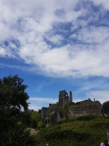 Corfe Castle Dorest