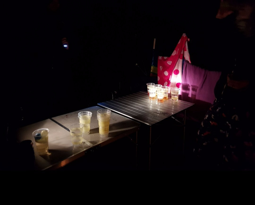 Camp Games Glow in the dark Beer Pong