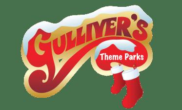 Gullivers World Christmas Logo