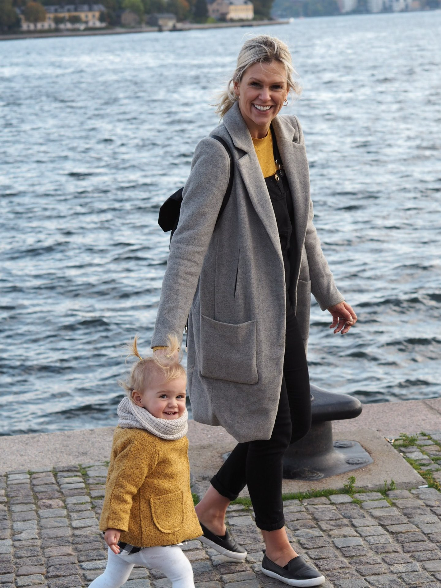 travel with a toddler Stockholm