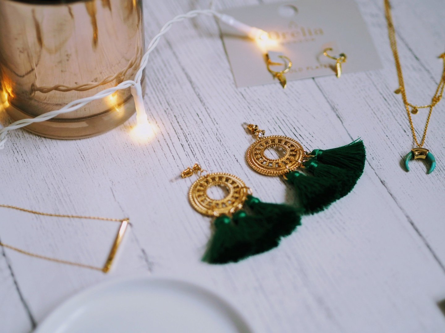 Orellia Jewellery spring summer collection