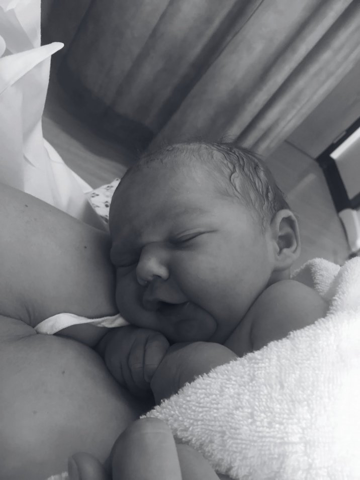 Mother and new born, C Section Birth| Birth Experiences