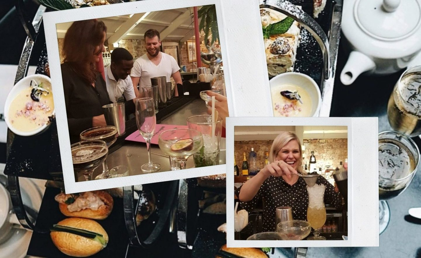 Fizzbox stag and hen party events brighton | Cocktail making masterclass