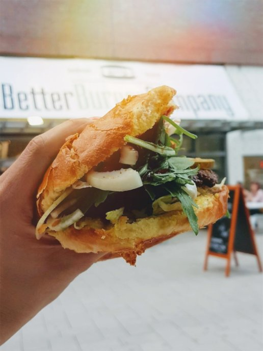 The Better Burger Company, Hamburg Hamburg with a Toddler   The Halcyon Years