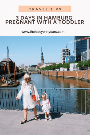 Hamburg with a Toddler | The Halcyon Years