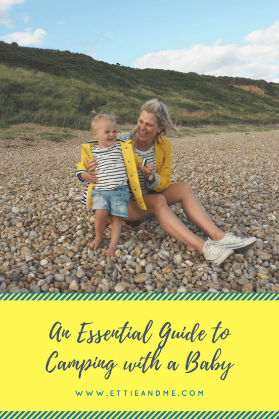 The Essential Guide to Camping with a Baby