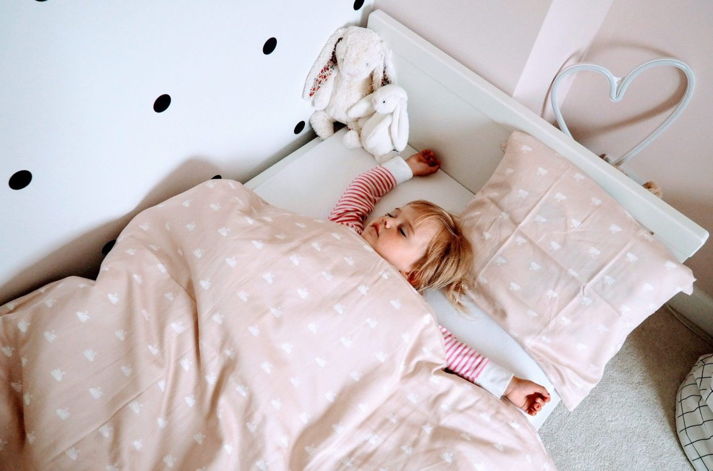 Converting cot to Big Girls Bed| The Halcyon Years