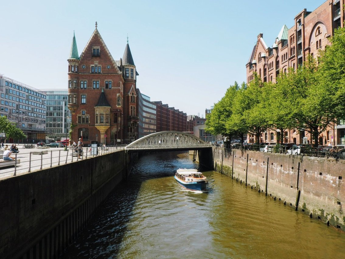 Hamburg with a Toddler {Part 2} | Ettie and Me