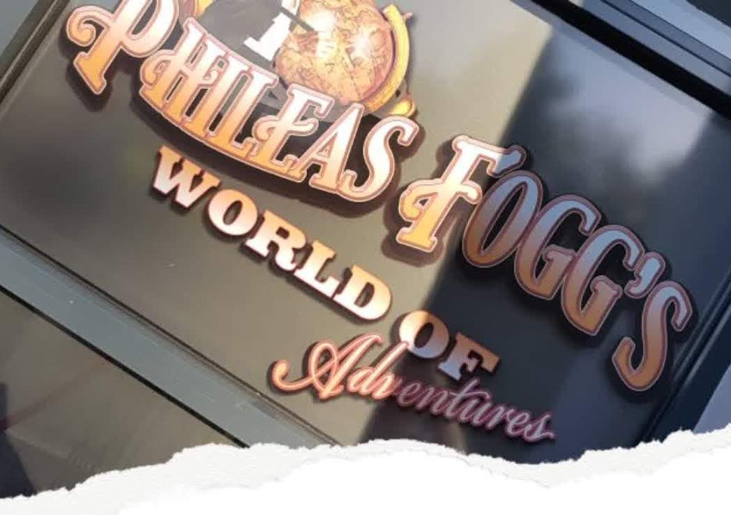Phileas Foggs World of Adventures | Brightons newest Attraction | The Halcyon Years