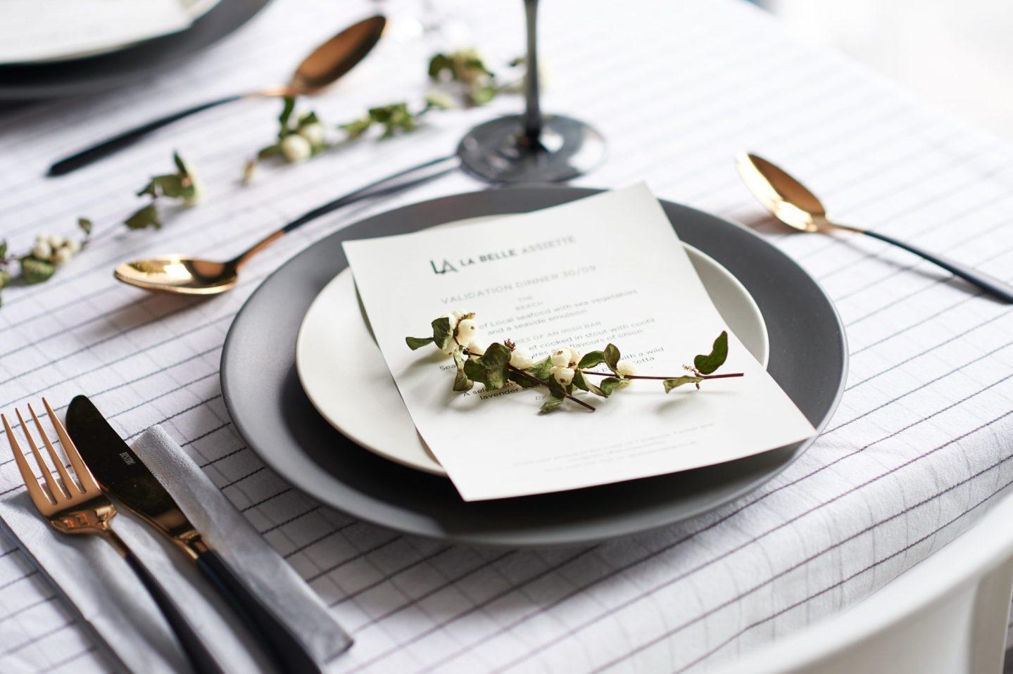 La Belle Assiette, Private Chef | The Halcyon Years
