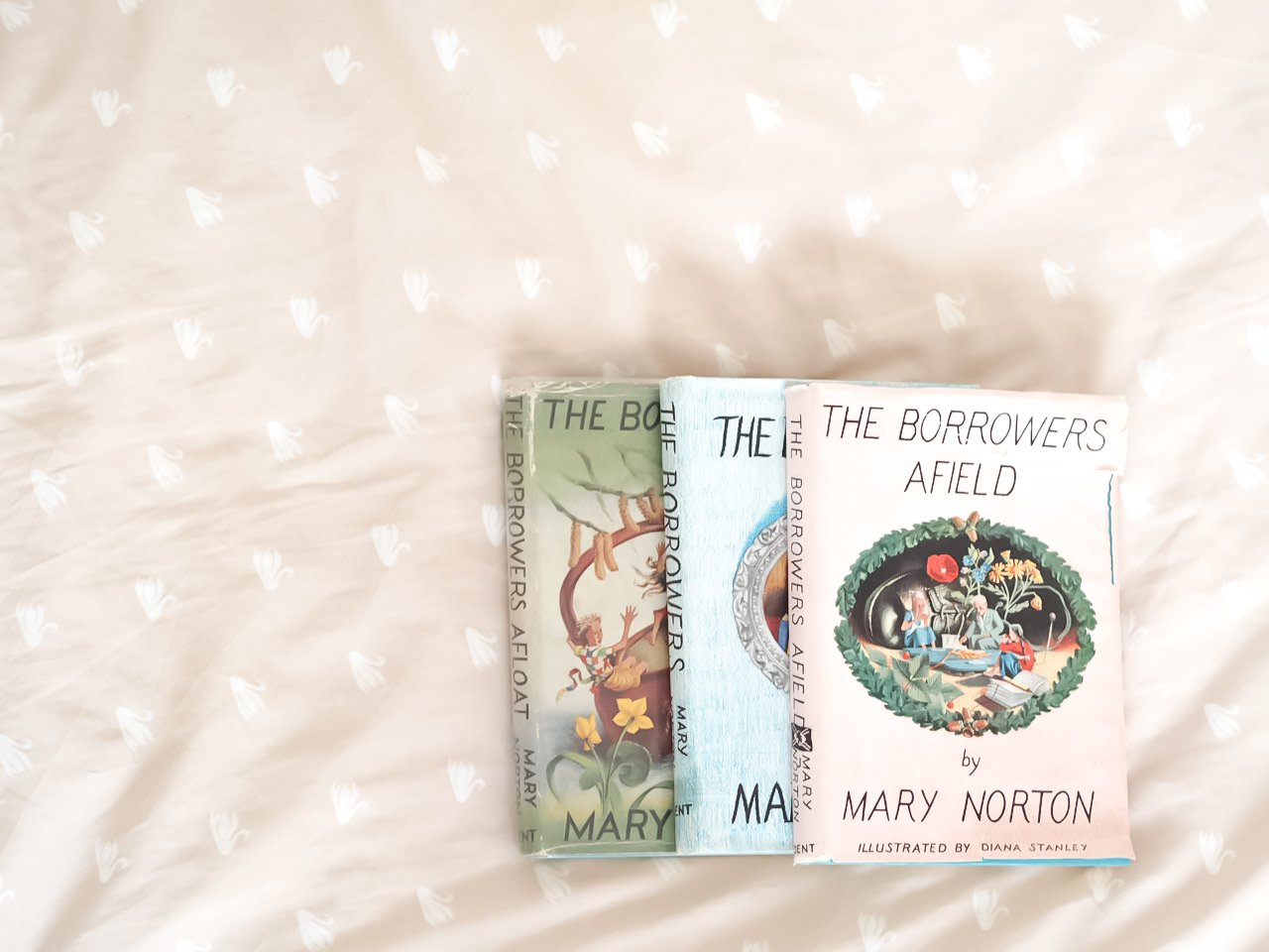 Borrowers books| A pink Scandi inspired girls room | Ettie and Me