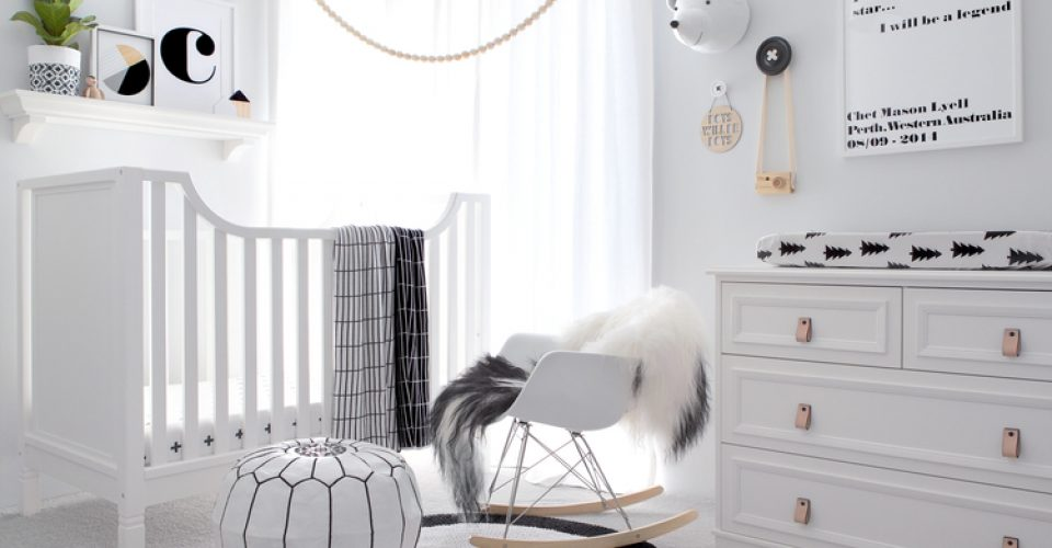 A Monochrome Boys Room Ideas | The Halcyon Years