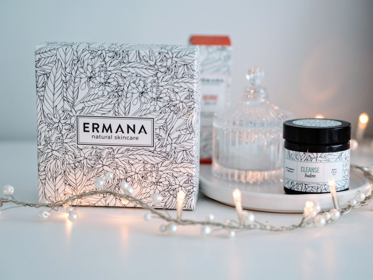 Ermana Skincare Review | A kinder skincare brand for sensitive skin | The Halcyon Years