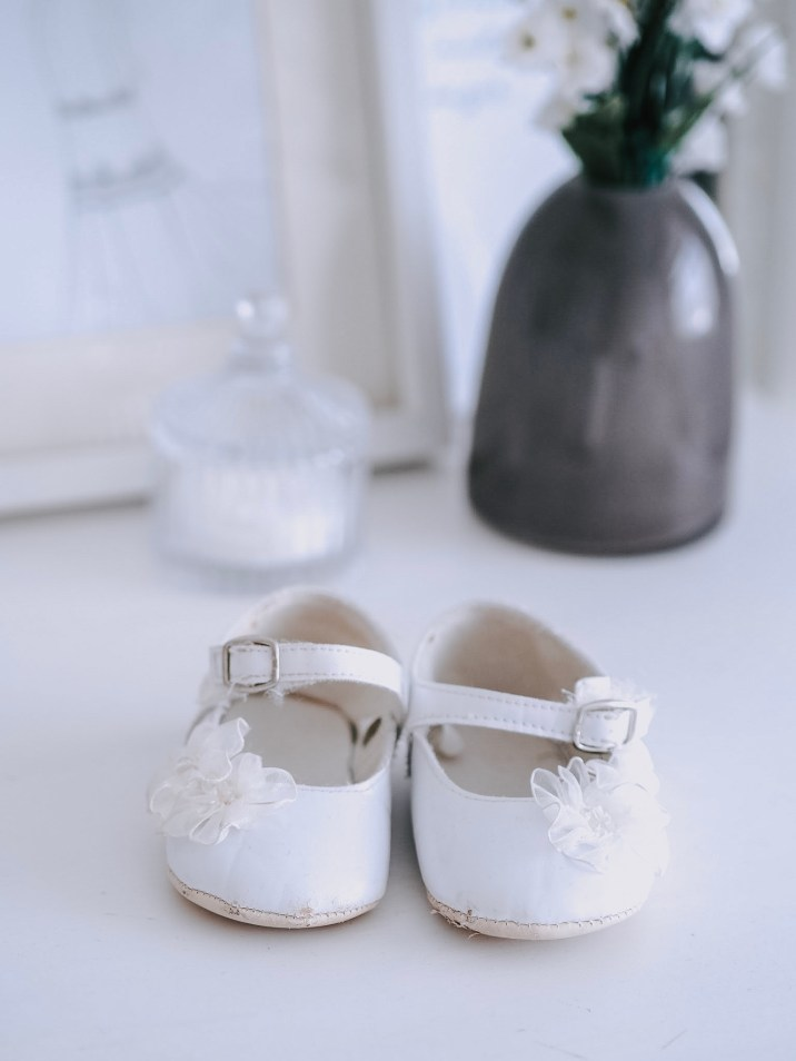 A pastel themed baby girls christening | The Halcyon Years