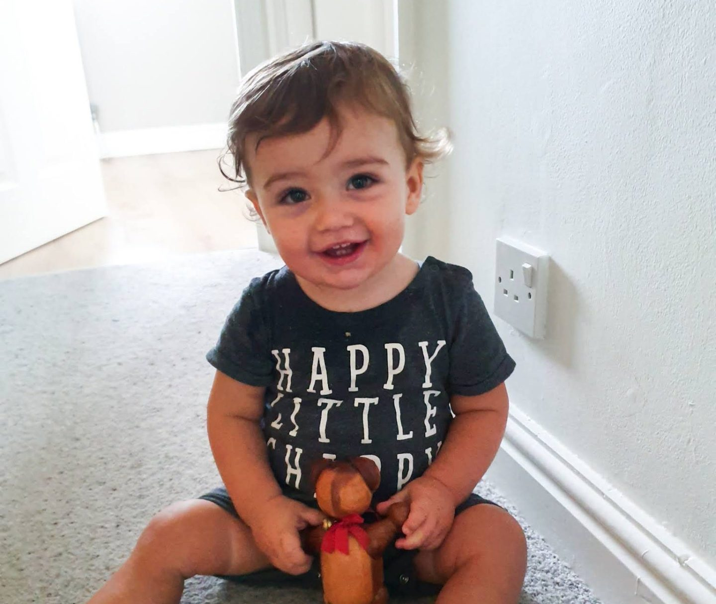 Letters to Ollie {14 Months}