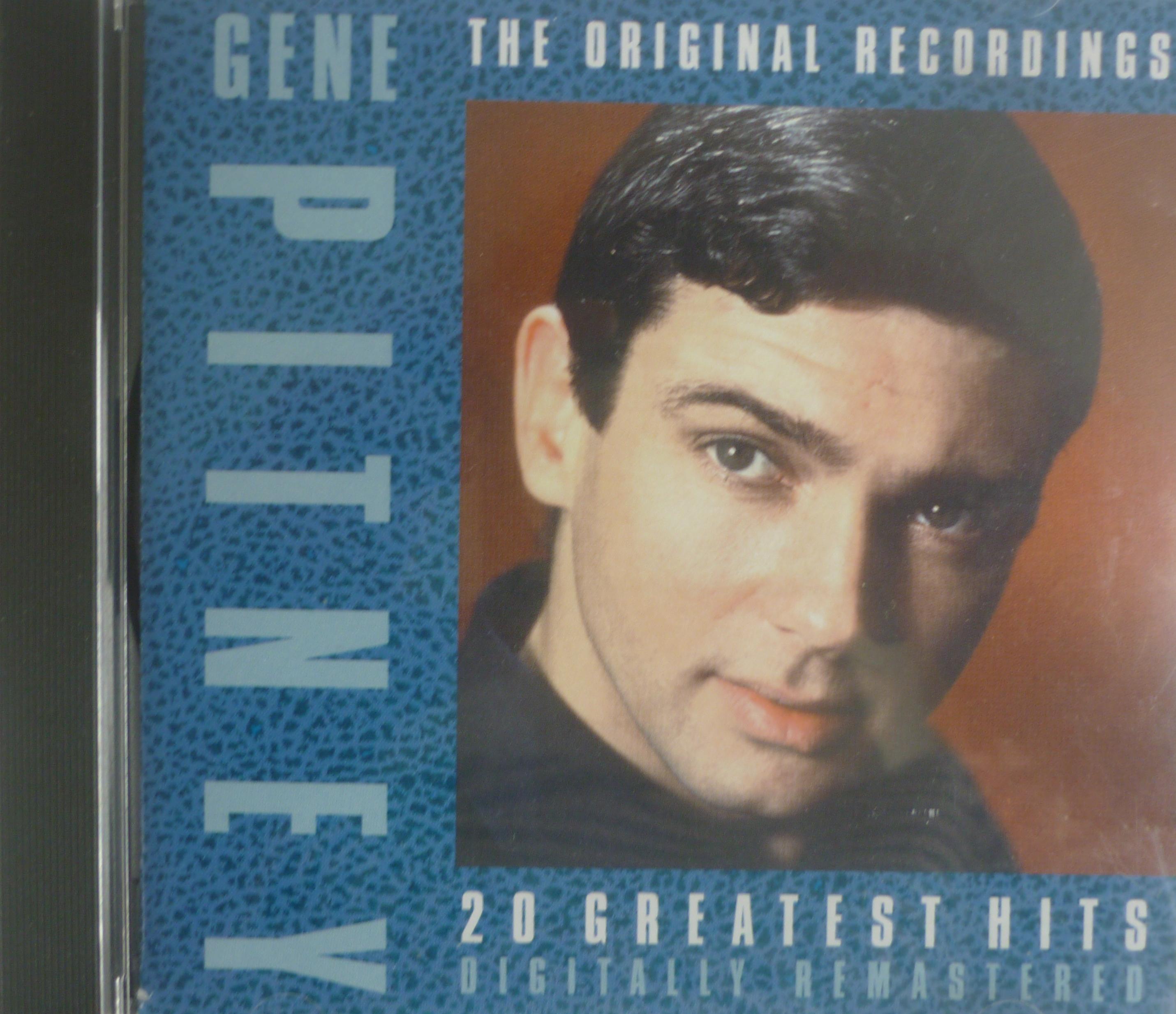 No 175 20 Greatest Hits Gene Pitney
