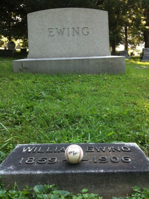 Buck Ewing