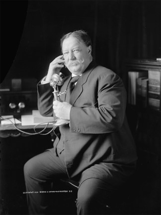 President William Howard Taft Poster