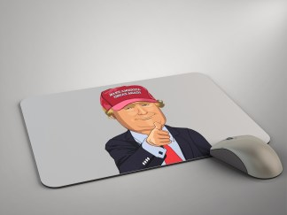 President Trump Mouse Pad