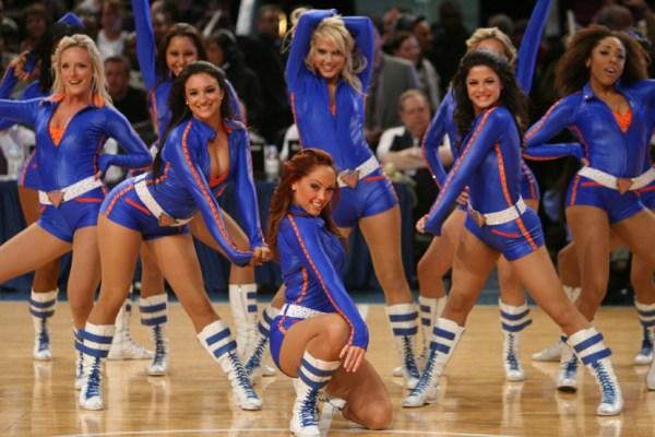Knicks City Dancers New York Marketing Agency NYC