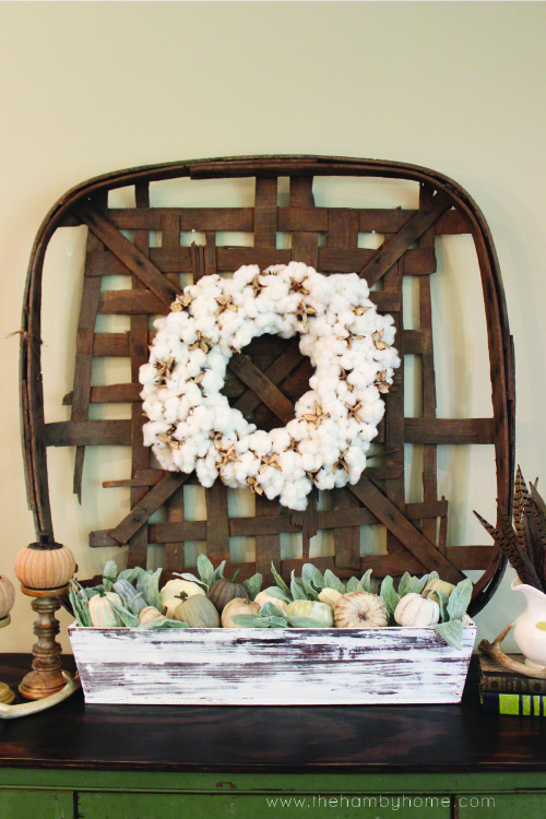 fall_console_vignette-with-cotton-wreath
