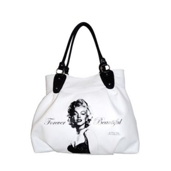 marilyn-monroe-forever-beautiful-shoulder-bag-with-wallet-set