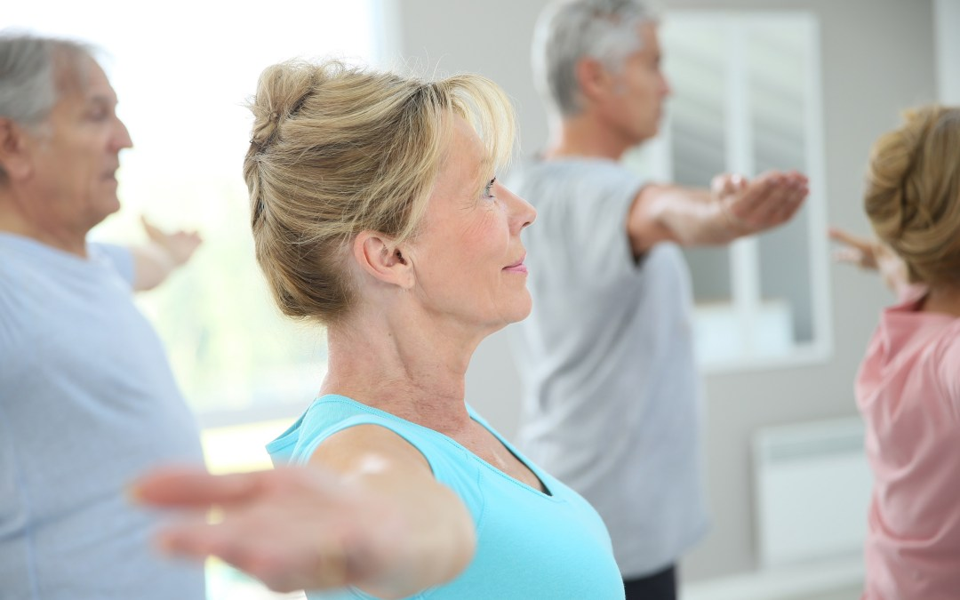 Exercise and Stress Management for Seniors