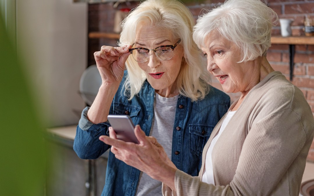 Three Apps that Give Seniors More Independence