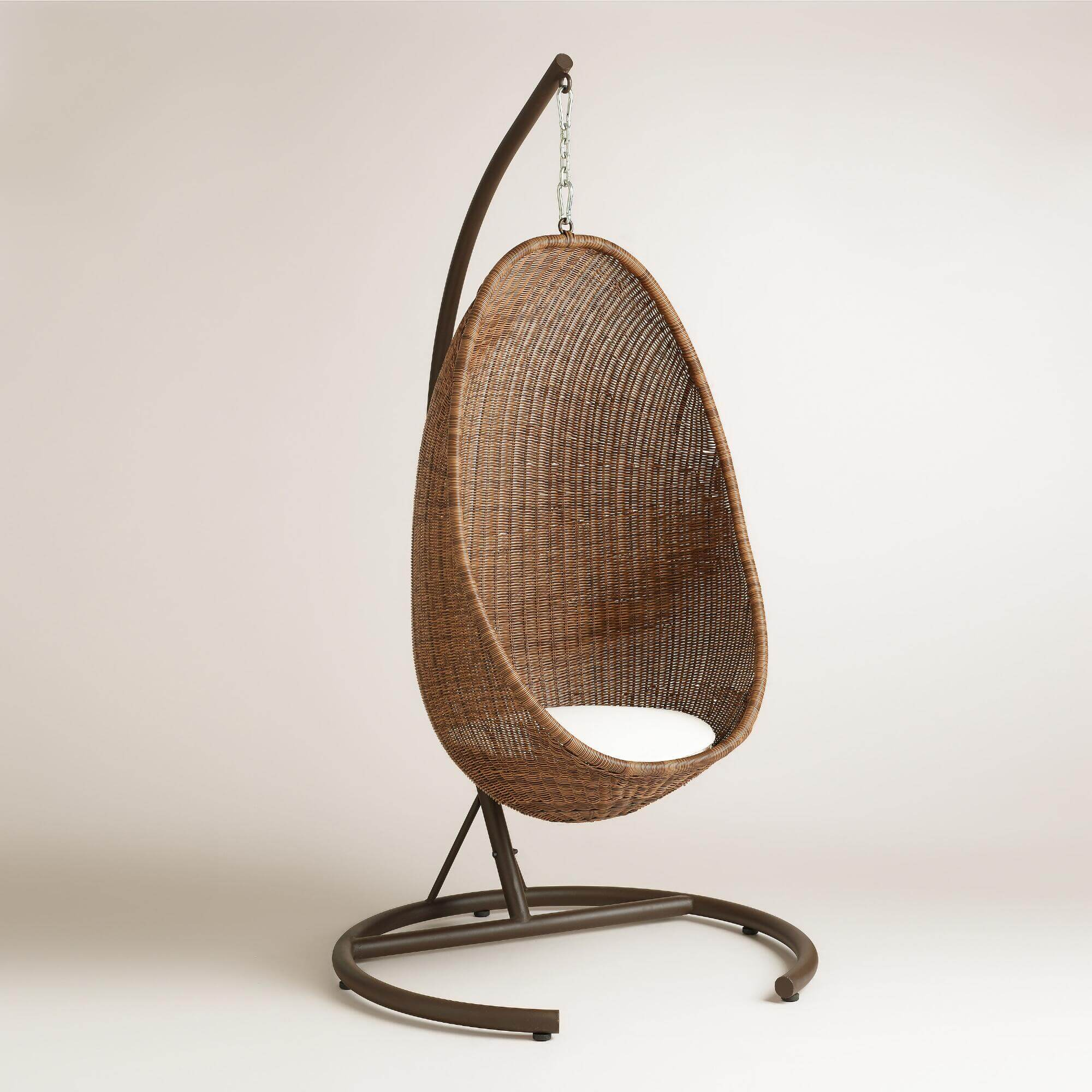 Rattan Egg Chairs Best Hanging Chair Reviews And Guide The Hammock Expert