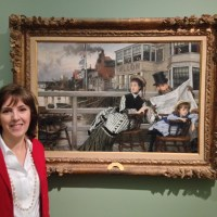 Tissot in the U.S.:  The Speed Museum, Kentucky