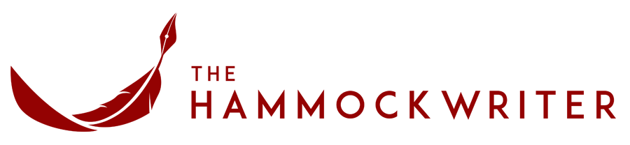 The-hammock-writer-Logo-red-wide