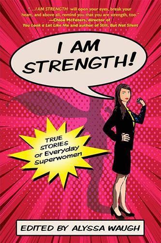 I Am Strength Book Cover