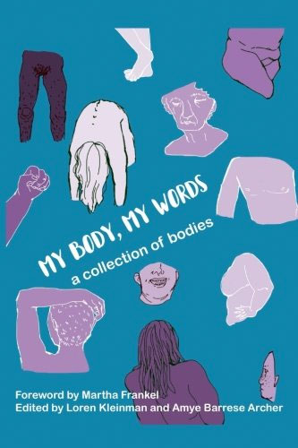 My Body, My Words Book Cover