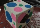 Make Hamster Toys- Cute Polka Dot House