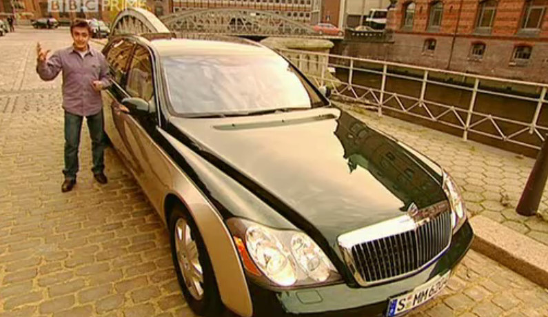 Top Gear 01-05: Maybach 62   The Hamster Observation Diary