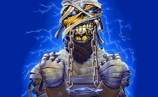 My Top 15 Iron Maiden Songs With The One Song Per Album