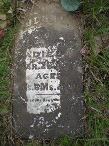 John Lathrop Gile grave