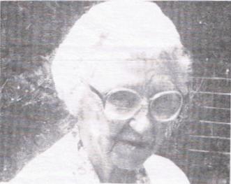 Bessie Rasher