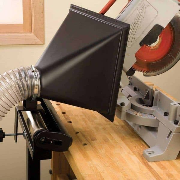7 Genius Ways To Improve Miter Saw Dust Collection  The