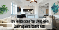 How Redecorating Your Living Room Can Bring More Positive ...