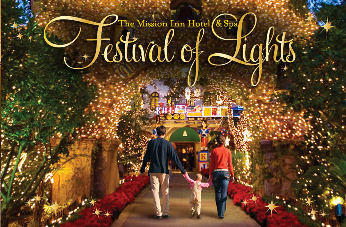 festival of lights - Thoroughbred Christmas Lights