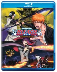 Bleach: Hell Verse Blu-Ray Cover