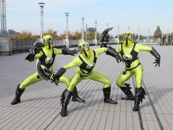 Power Rangers Villains: Loogies