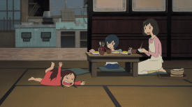Wolf Children - Screen Shot #15