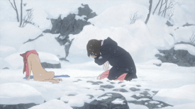 Wolf Children - Screen Shot #18