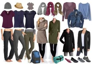 Morocco Packing List