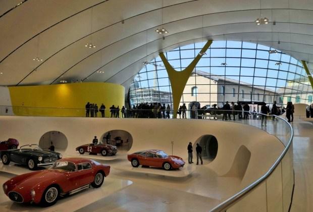 Los museos de autos más importantes del mundo - ferrari1-1024x694