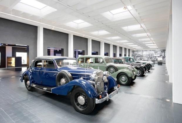 Los museos de autos más importantes del mundo - maybach-2-1024x694